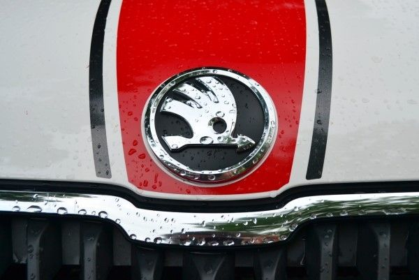 Skoda Citigo Sport badge