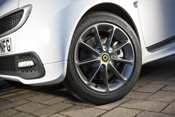 Smart Fortwo Boconcept alloy