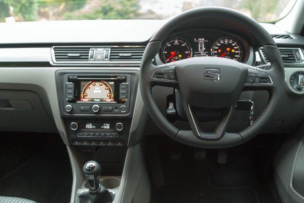 2014 Seat Toledo 1 6 Tdi Full Uk Road Test Review Carwow