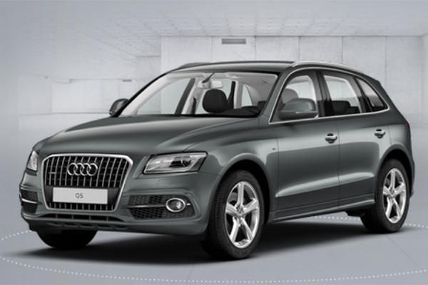 Audi Q5 Monsoon Grey