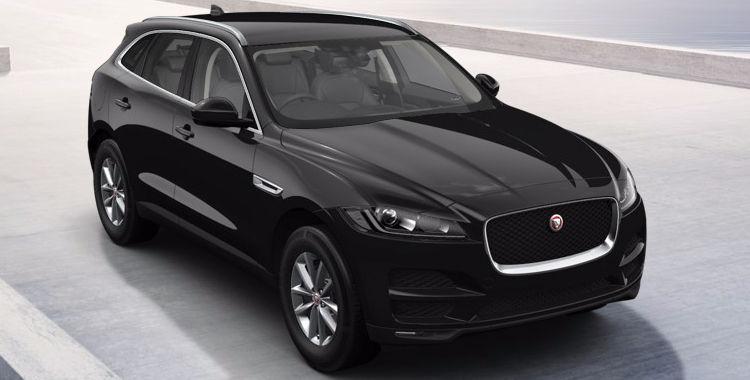 2017 Jaguar F Pace Prestige >> Jaguar F-Pace colours guide with prices | carwow