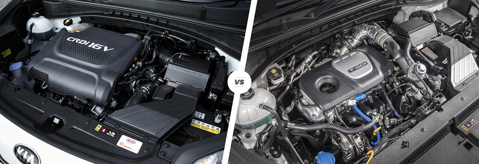 Kia Sportage Vs Hyundai Tucson U2013 Engines