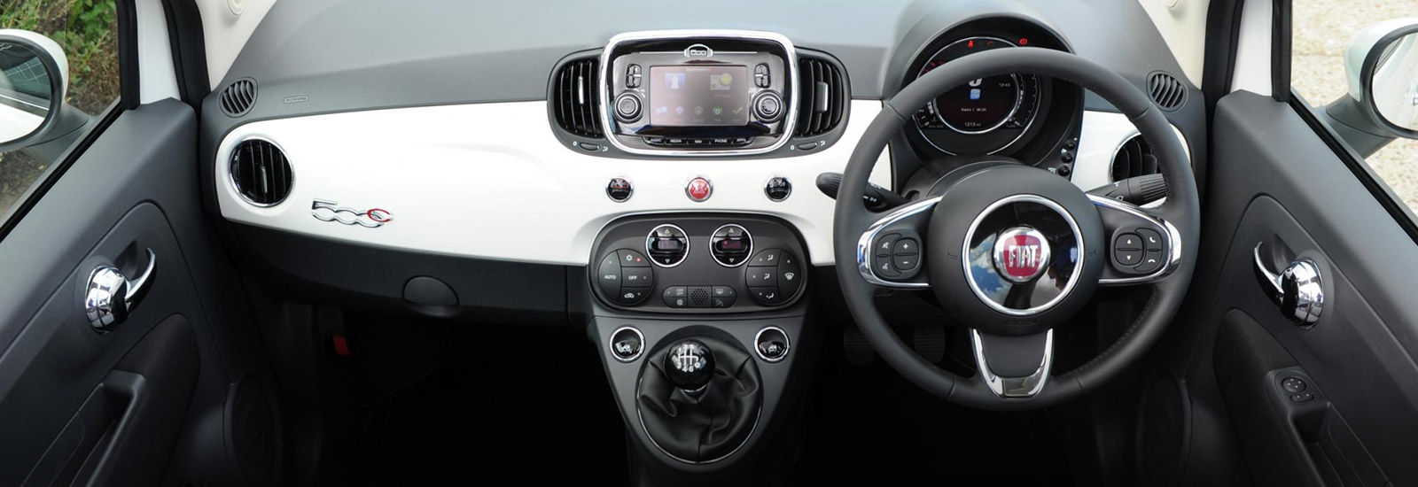 fiat 500 interior bing images