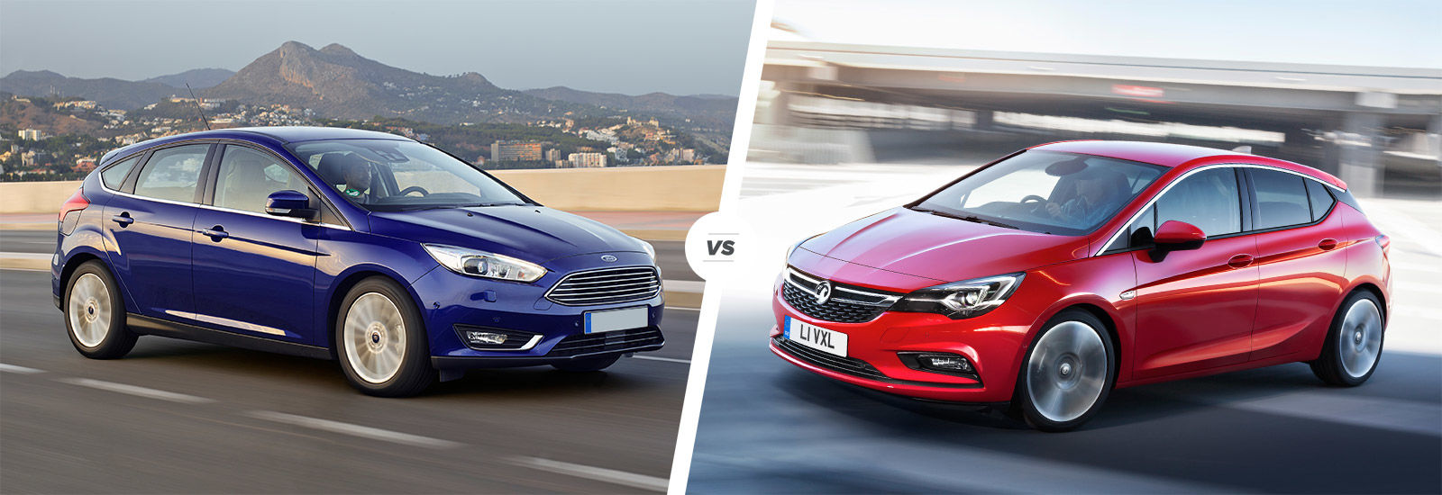 Ford focus vs vauxhall astra