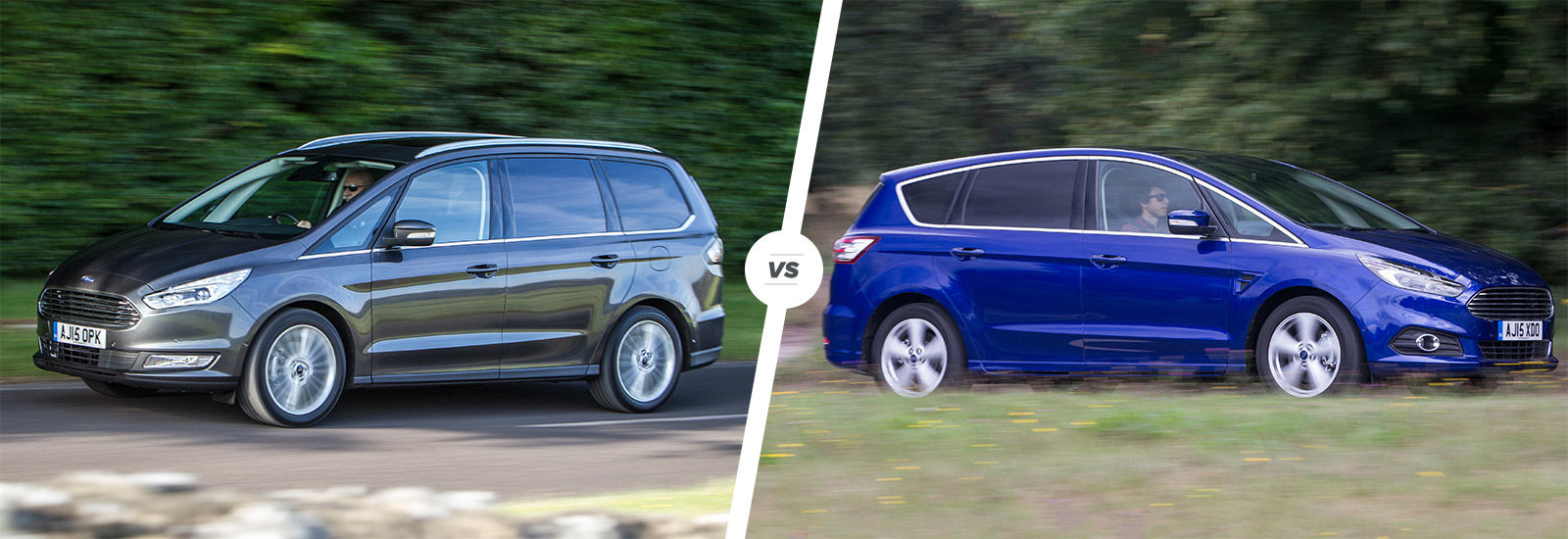 ford galaxy  ford  max comparison carwow
