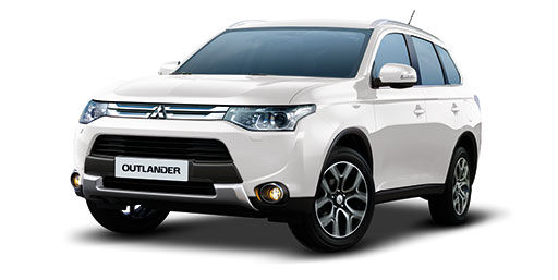 Mitsubishi Outlander PHEV UK colour guide 2015 | carwow
