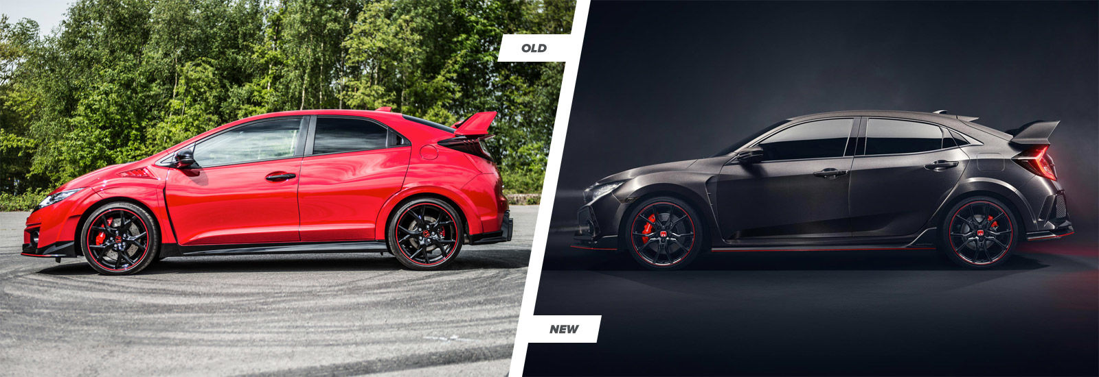New Honda Civic Type R New Vs Old  pared together with 1955 1960 Golden Sahara By George Barris furthermore Focus Hatchback Ii 2007 furthermore 929 as well Micra K12 2003. on older ford car models