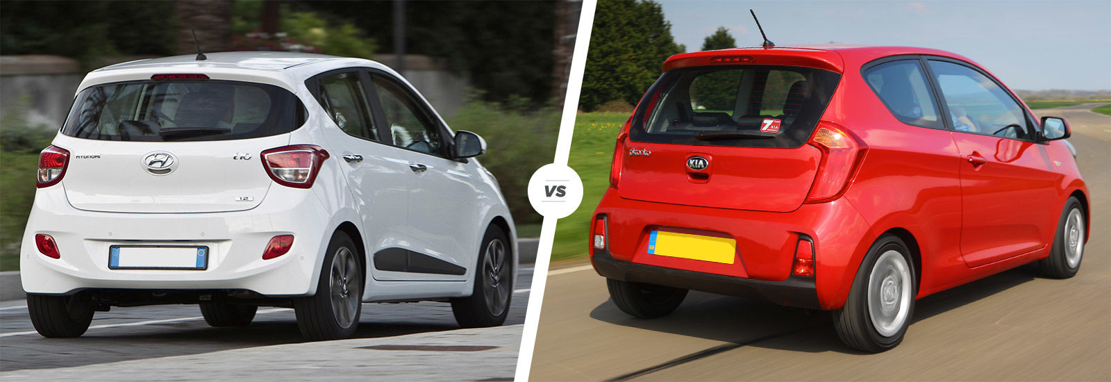 Hyundai I Vs Kia Picanto Value For Money