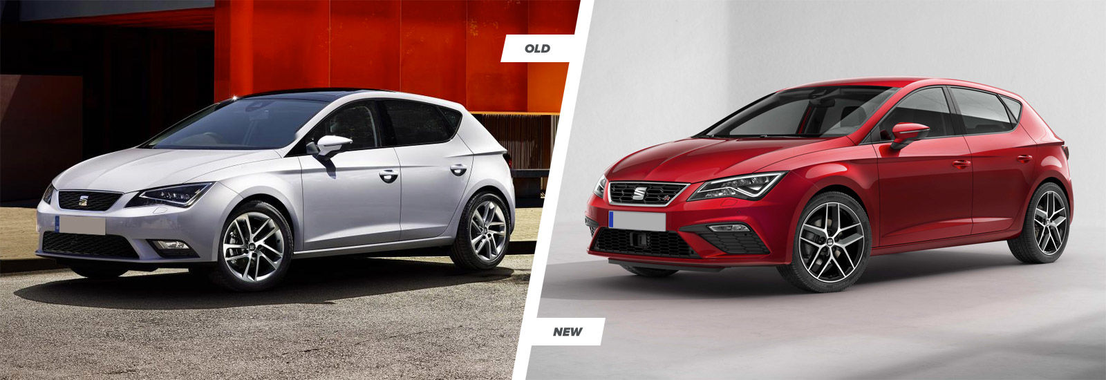 seat leon 5f facelift 2017 verschillen. Black Bedroom Furniture Sets. Home Design Ideas