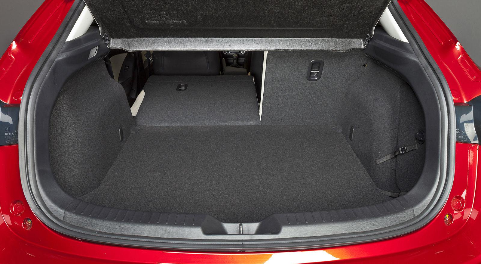 Mazda 3 2010 interior dimensions - Mazda 3 hatchback interior dimensions ...
