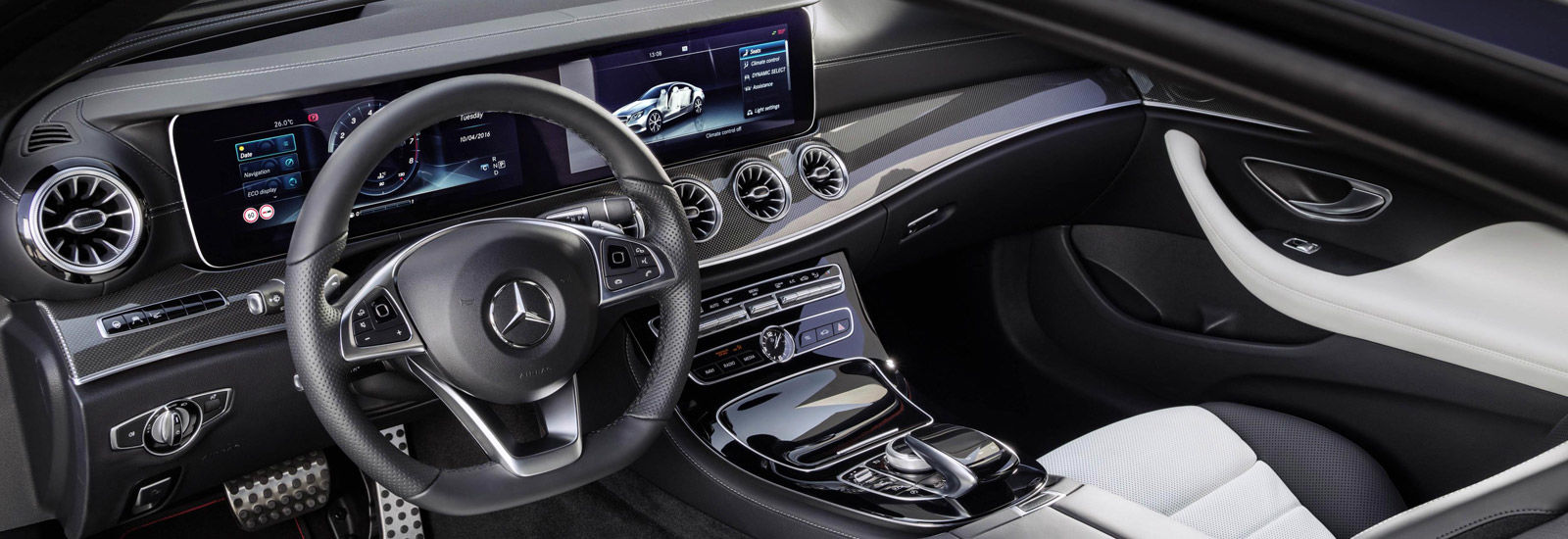 mercedes benz e class coupe interior the image kid has it. Black Bedroom Furniture Sets. Home Design Ideas