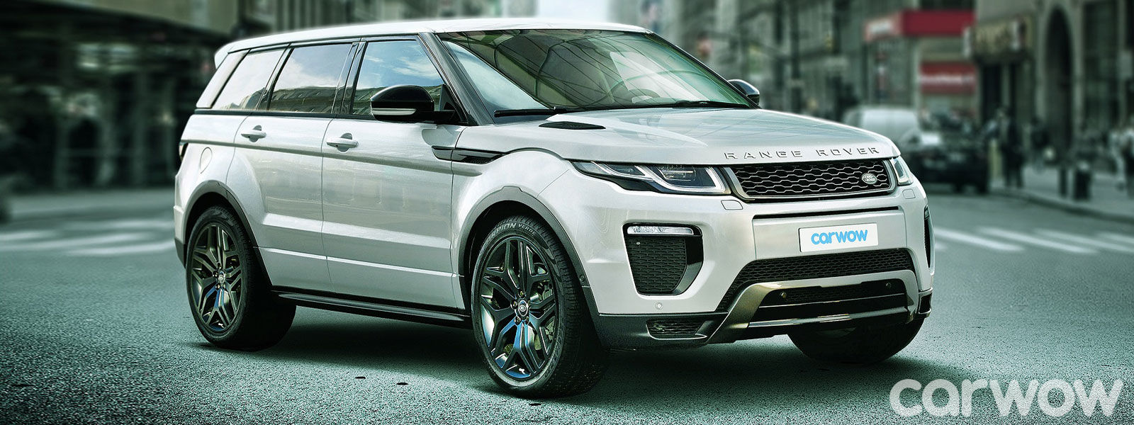 Range Rover Evoque 7 Seater Price Specs Release Date Carwow