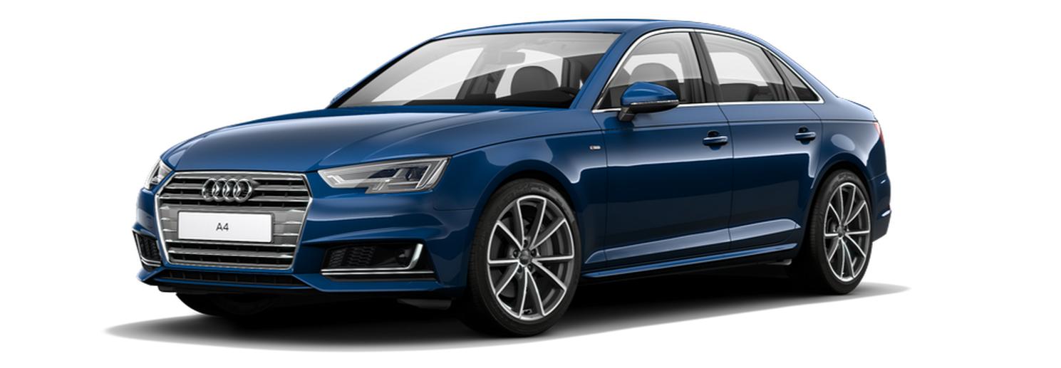 Audi Metallic Paint Colours