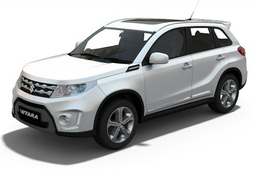 Suzuki Grand Vitara Colours