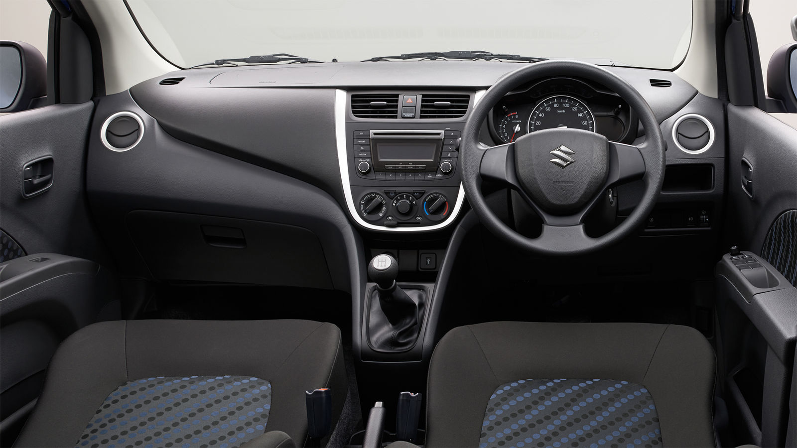 2015 Suzuki Celerio city car | carwow