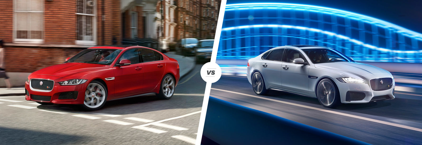 Jaguar Xe Vs Xf Great British Saloon Brawl Carwow
