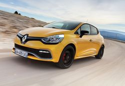 Renault Clio colour guide and prices