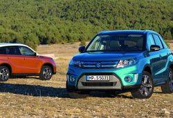 18 all new vitara front and rear 0