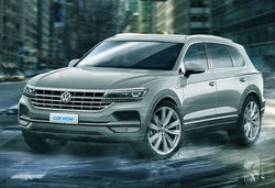 2017 volkswagen touareg carwow render lead