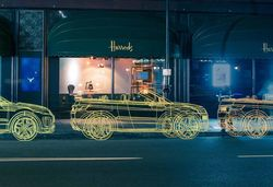 Evoque convertible wireframe 12