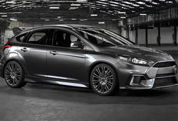 Focus rs feature black