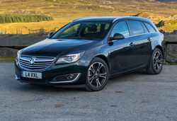 Insignia tourer feature