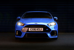 Mountune upgrade available for focus rs