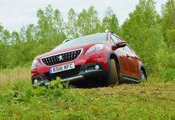 Peugeot 2008 compact suv allure 39097