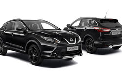 Qashqai black edition sv lead