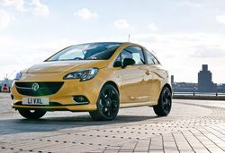 Vauxhall Corsa UK sizes and dimensions guide