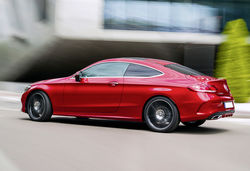 Carwow best coupes mercedes c class coupe lead