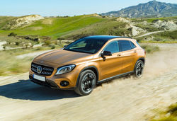 Carwow mercedes gla facelift lead 0 0
