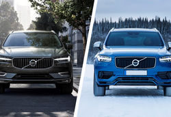 volvo xc90 review carwow. Black Bedroom Furniture Sets. Home Design Ideas