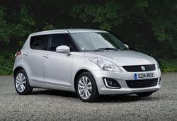 Content 2014 suzuki swift