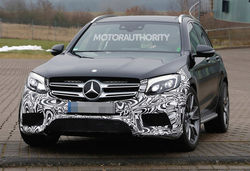 Mercedes glc 63 lead