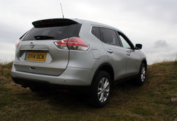 Nissan X-Trail towing weights guide | carwow