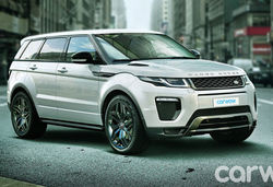 Range rover evoque 7 seater lead 0