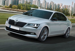 Skoda superb lead 0