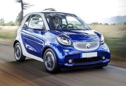 Smart fortwo lead
