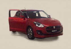 Suzuki swift lead 2