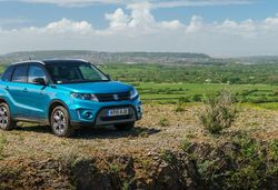 Suzuki Vitara – sizes and dimensions guide
