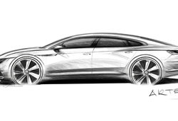 Vw arteon lead