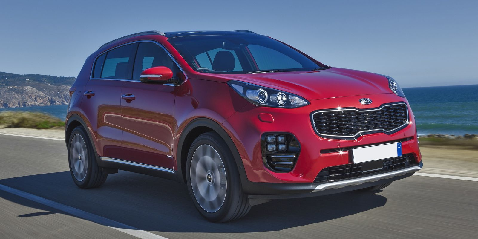 New sportage deals