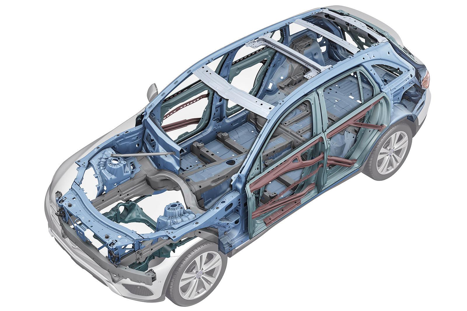Mercedes Glc Review Carwow
