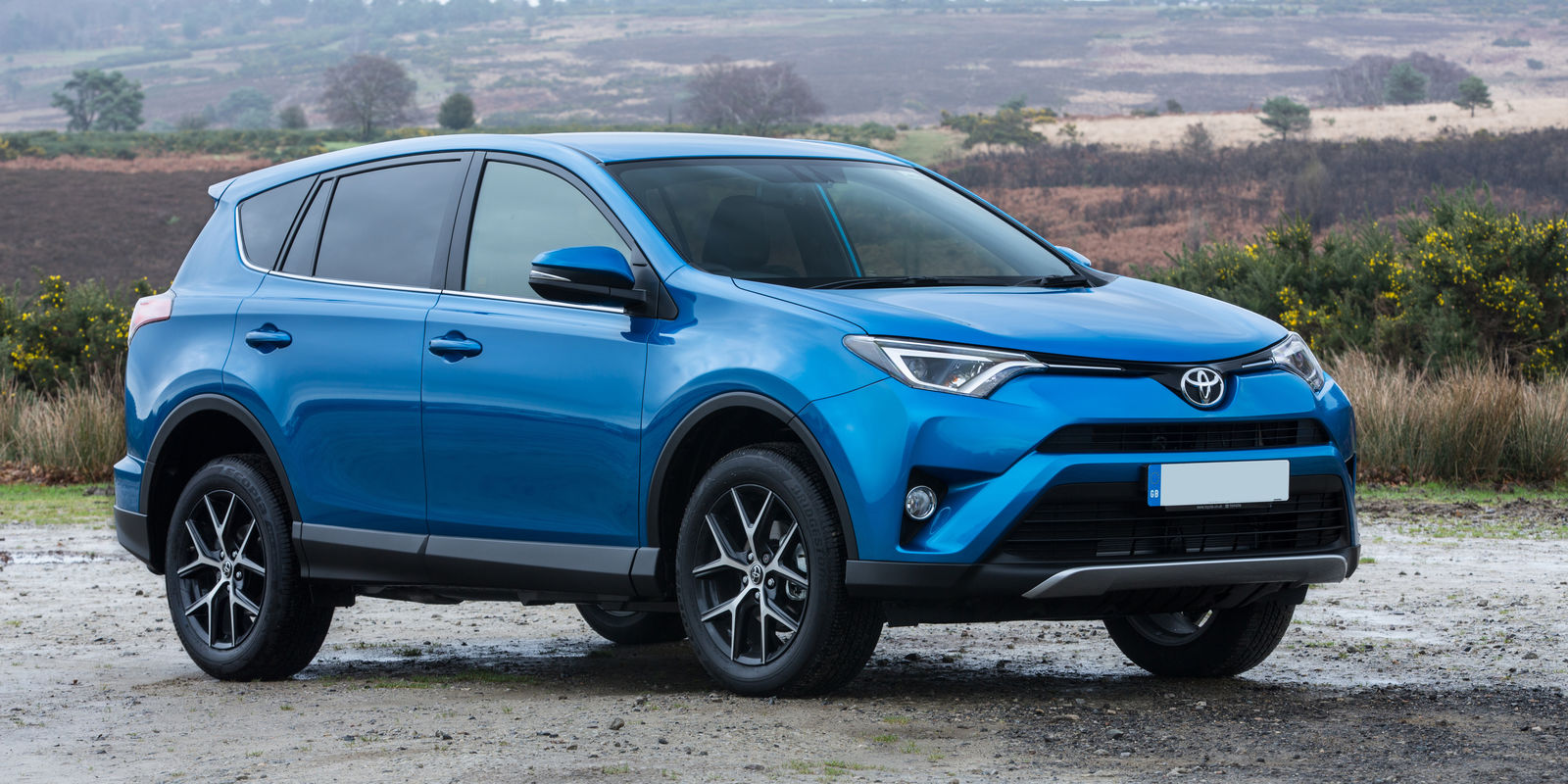 Toyota rav4 deals uk