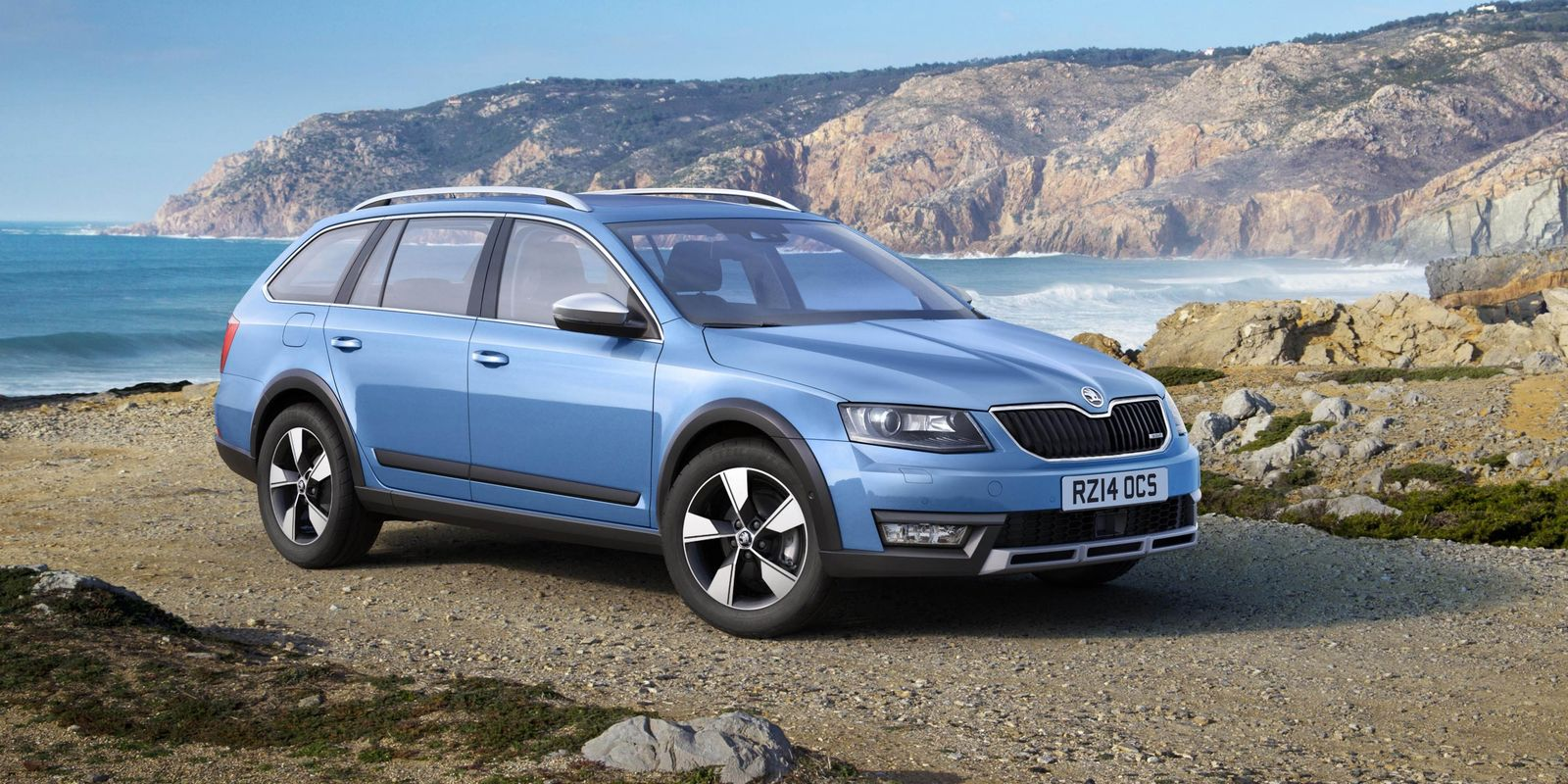 skoda octavia scout review carwow. Black Bedroom Furniture Sets. Home Design Ideas