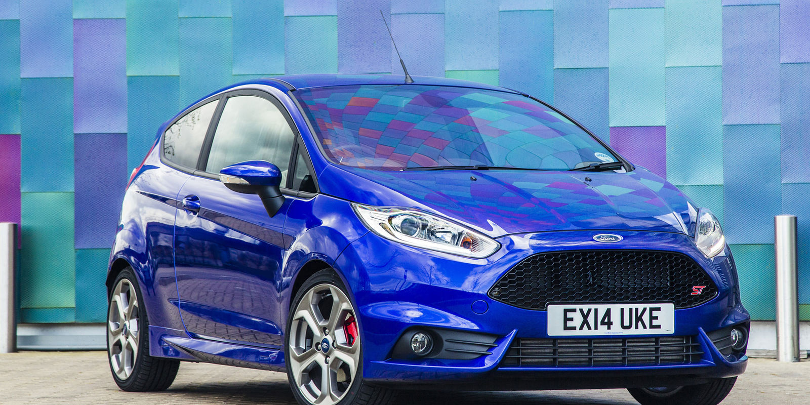 ford fiesta st review carwow