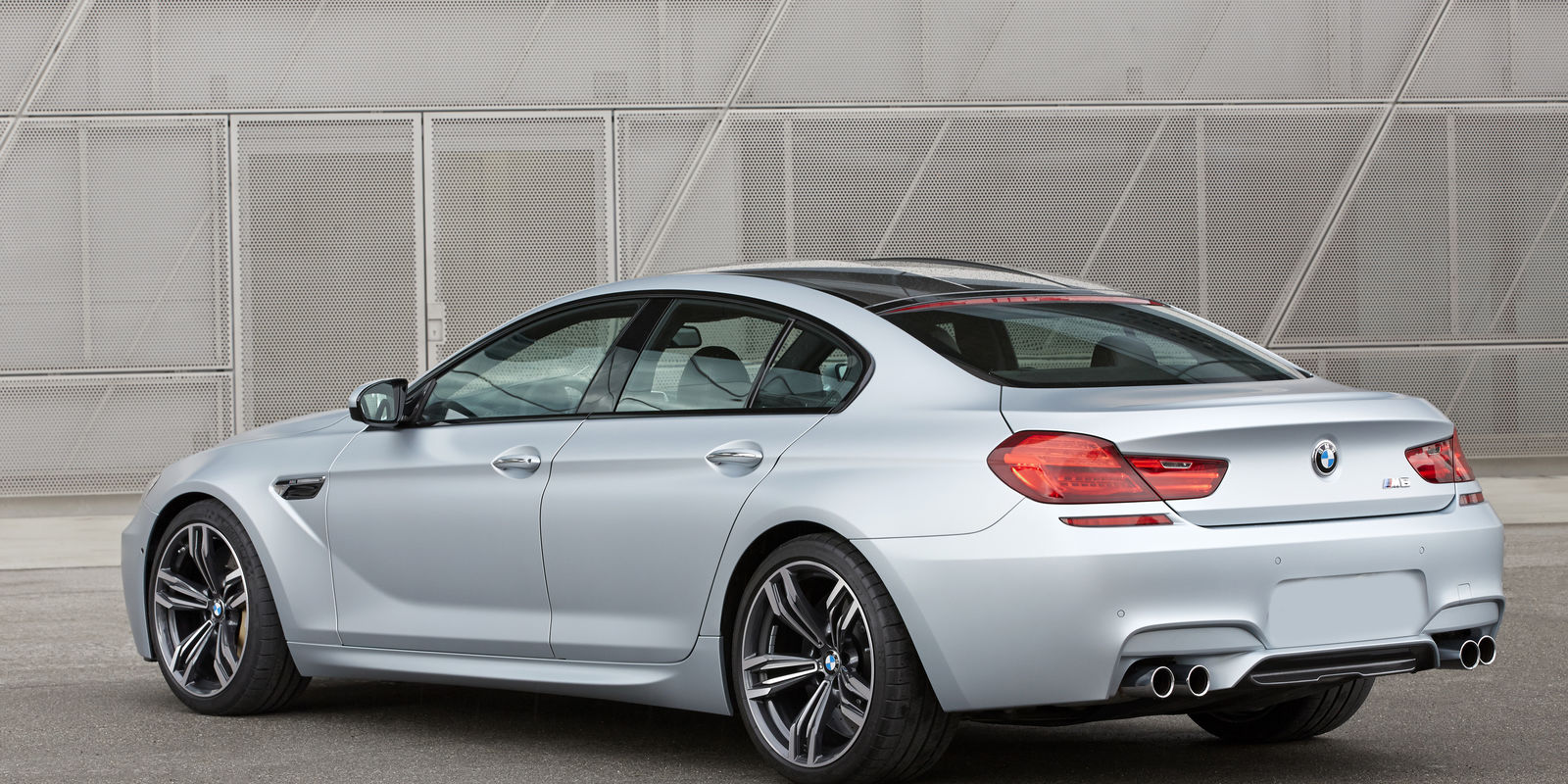 bmw m6 gran coupe review carwow. Black Bedroom Furniture Sets. Home Design Ideas