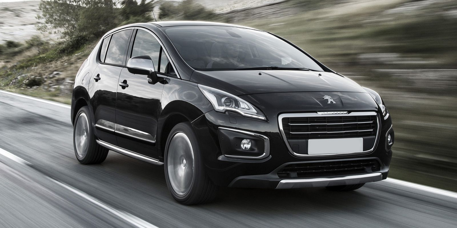 Peugeot 3008 Review | carwow
