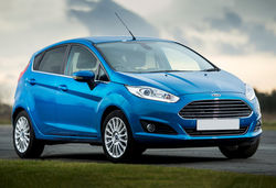 Ford fiesta is in its seventh year as the uk best seller 0 0